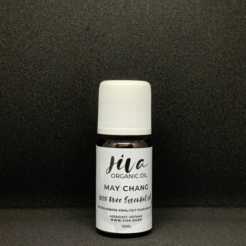 Jiva organic MAY-CHANG oil  (litsea)