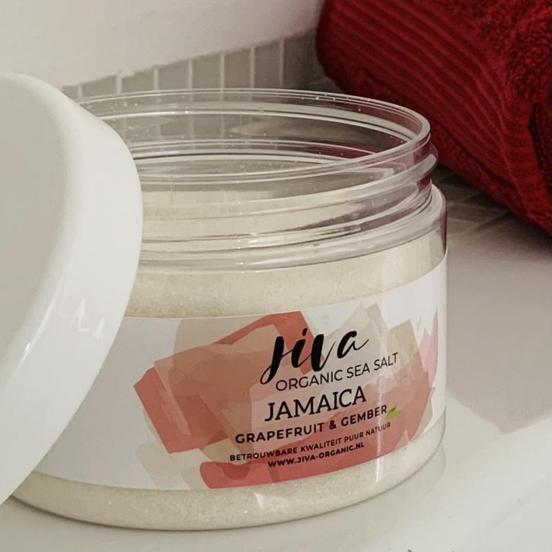 Jiva organic sea salt Jamaica