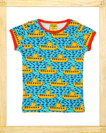 Duns T-shirt Yellow Submarine
