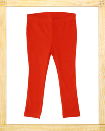 MTAF legging Mandarin red