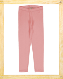 Maxomorra legging Dusty Rose