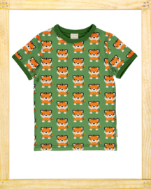 Maxomorra T-shirt Tangerine Tiger