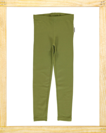 Maxomorra legging Apple Green