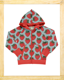 Maxomorra vest Strawberry