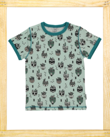 Maxomorra t-shirt Animal Mix