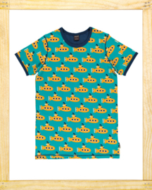 Maxomorra T-shirt Submarine ADULT