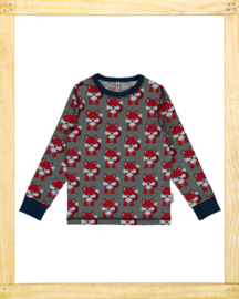 Maxomorra longsleeve Fox