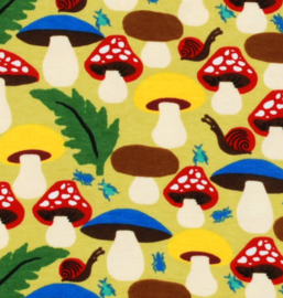 Duns T-shirt Mushrooms