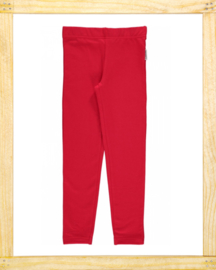 Maxomorra legging Rood