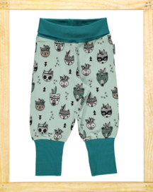 Maxomorra pants Animal Mix