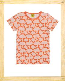 MTAF t-shirt Stars coral
