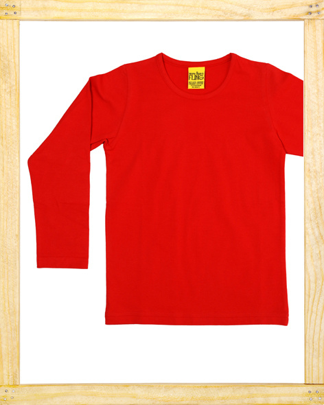 MTAF longsleeve red