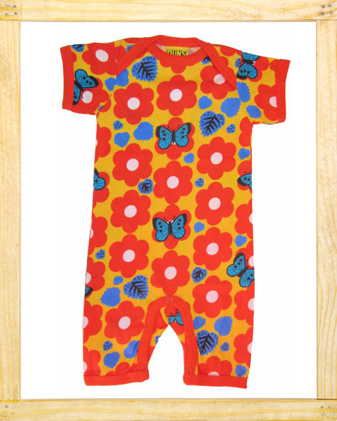 Duns summersuit Flower