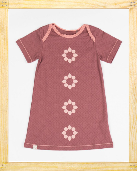 Alba dress Emmie Ginger