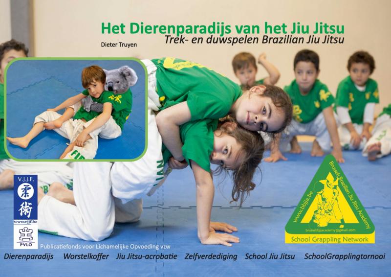 Het Dierenparadijs van het Jiu Jitsu
