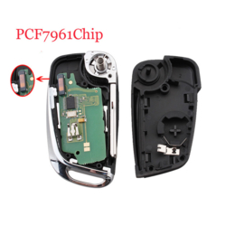 geschikt voor Peugeot 207 307 308 407autosleutel remote key