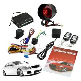 auto alarm 1 weg auto alarmsysteem 120db