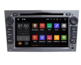 radio navigatie Grijs passend op Opel