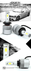 H7 Led lampen 6000k 16000 lumen 100watt!!