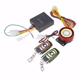 alarmsysteem motor scooter 125 db afstandsstarten