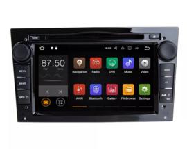 radio navigatie Zwart passend op Opel