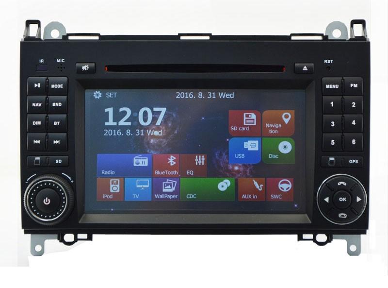 radio navigatie voor o.a. mercedes Vito