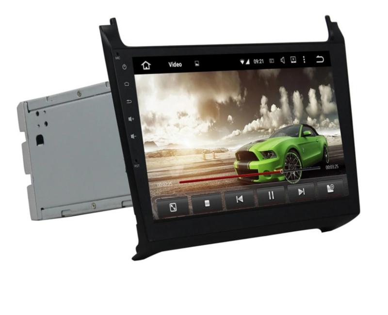 10 inch radio navigatie passend op VW polo 2011 2012 2013