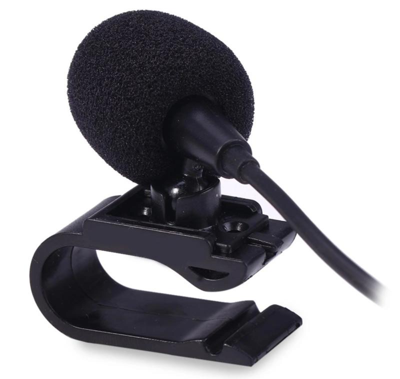 Microfoon extern radio navigatie