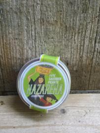 Licht pikante sardienen paté