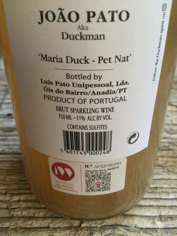 Maria Duck - Pet Nat