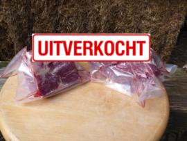 Lamsbout met been (ca 0,6 kg)