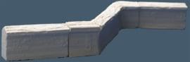 72-004 Panzerabwehrmauern type 2