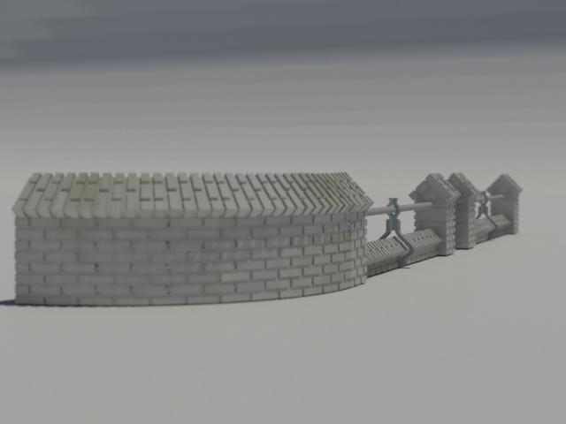 Garden Wall no.2