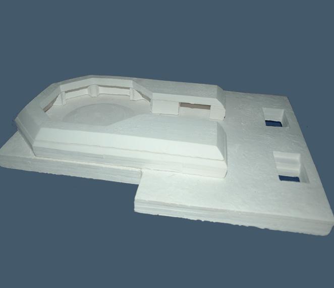 35-003 Geschutz stande fur 2/3,7 cm FLAK