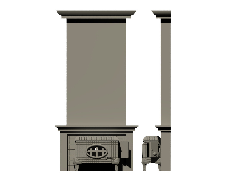 35-062 Faunus stove