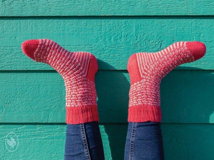 Breipakket Durable Soqs  Another Brick sokken