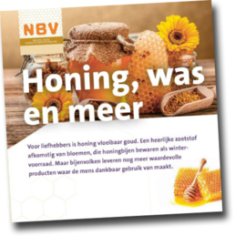 Honing, was en meer (40 stuks)