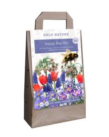 Bloembollen voor bijen!