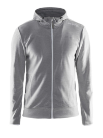 Craft Leisure Full Zip Hoodie heren