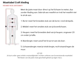 Craft Essence Koersbroek dames