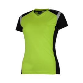 Rogelli Fluo T-shirt dames
