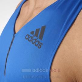 Adidas Adizero Singlet heren