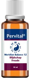 Meridian Balance 12 Blijdschap - 30ml