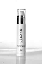 DÉCAAR Brightening Cream SPF 50