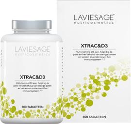 Laviesage XTRAC&D3 500 tabletten
