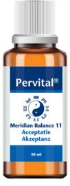 Meridian Balance 11 Acceptatie - 30ml