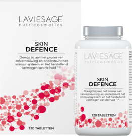Laviesage Skin Defence - 120 tabletten