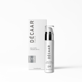 DÉCAAR Delicate Cream SPF15 - 50 ml