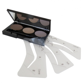 SLA Paris Perfect Eyebrow Kit - Blondes