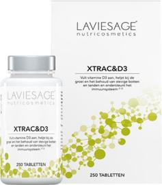 Laviesage XTRAC&D3 250 tabletten